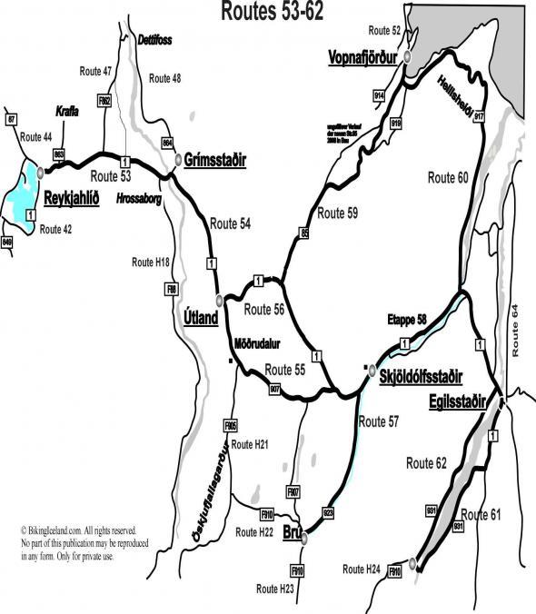 Routes 53-62